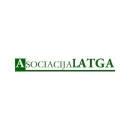 LATGA logo